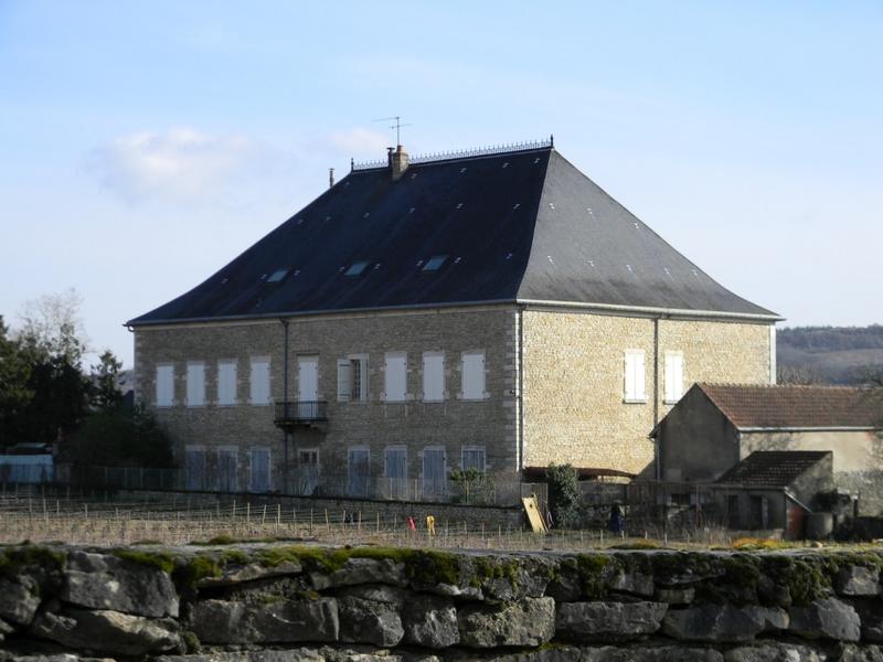 établissement vinicole dit domaine René Fleurot-La Rose dit château du Passe-Temps