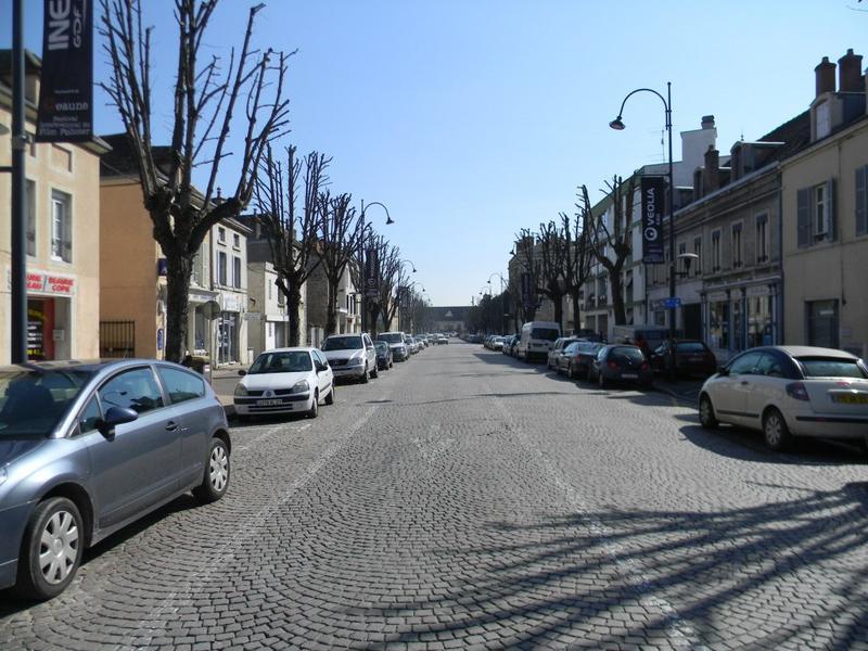 Avenue du 8 septembre 1944