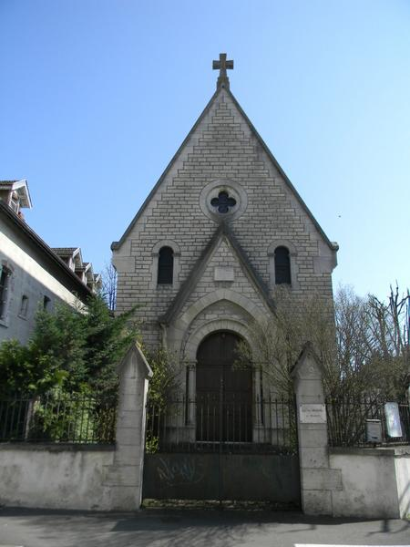 Temple de l'Eglise réformée de France
