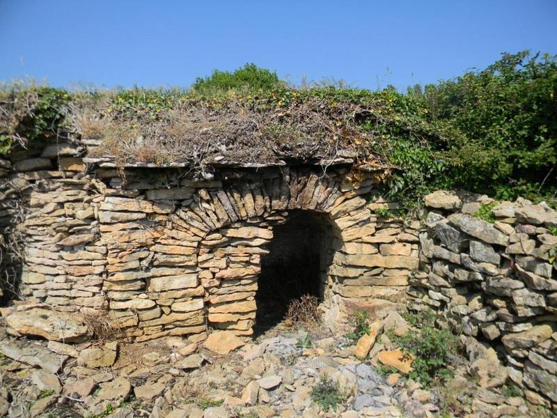 5 cabanes de vigneron (cabottes)