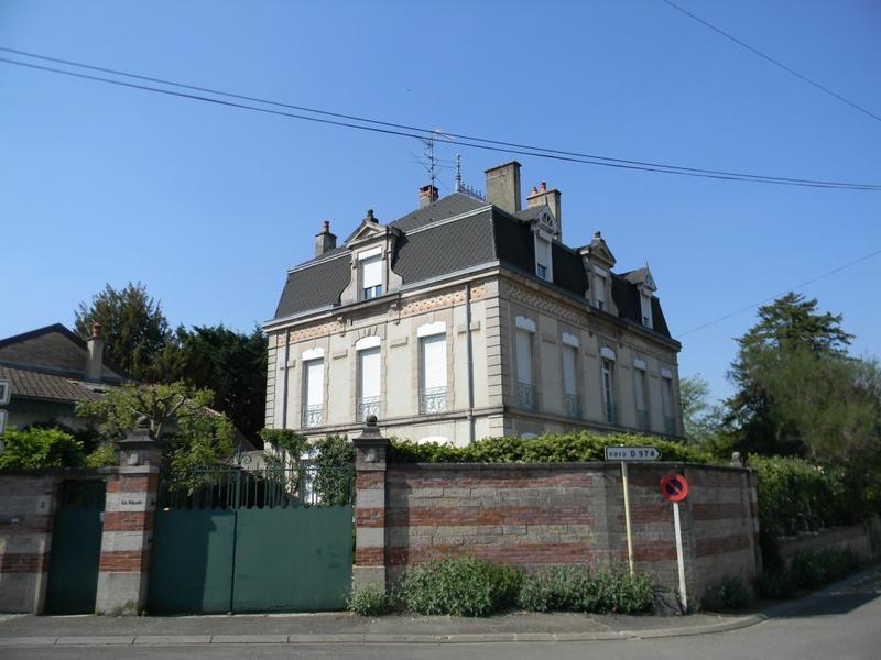 maison de maître dit 'Le Relais'