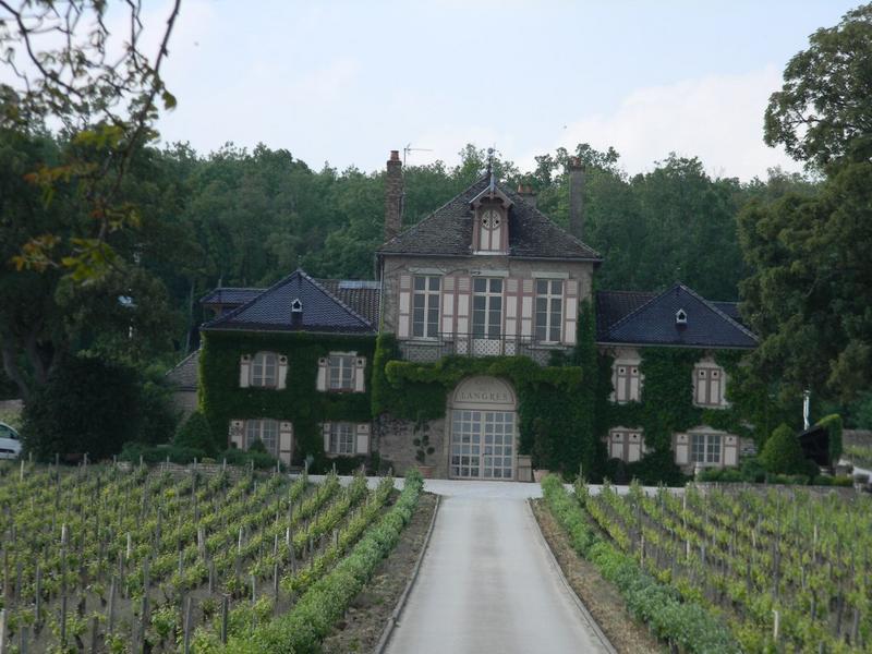 établissement vinicole dit Clos des Langres, domaine d'Ardhuy