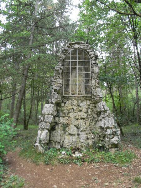 oratoire Notre-Dame des Chaumes