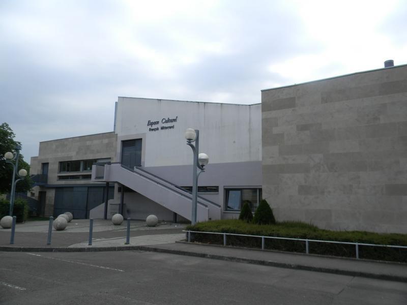 bibliothèque municipale François-Mitterrand