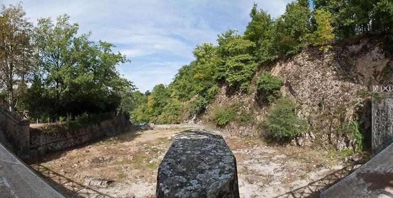 déversoir de superficie (canal de Bourgogne)