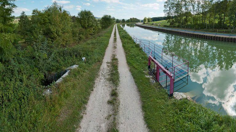déversoir de Nogent-lès-Montbard ; ouvrage lié à l'alimentation en eau (canal de Bourgogne)