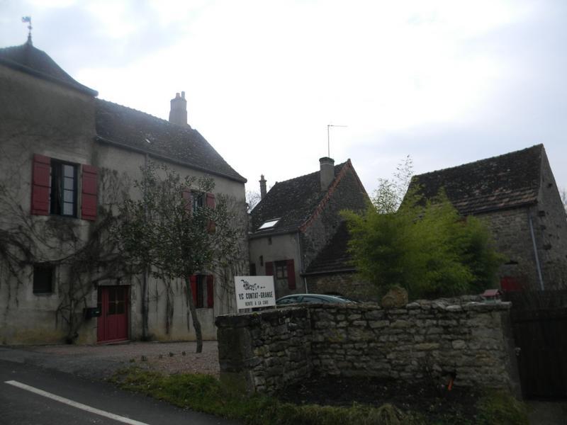 établissement vinicole dit domaine Yvon et Chantal Contat-Grangé ; hôtel de voyageurs