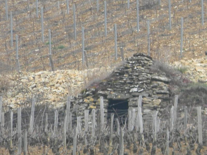 cabanes de vigneron (cabottes)