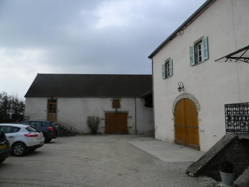 établissement vinicole dit domaine Bernard Regnaudot