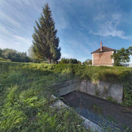 aqueduc (canal de Bourgogne)