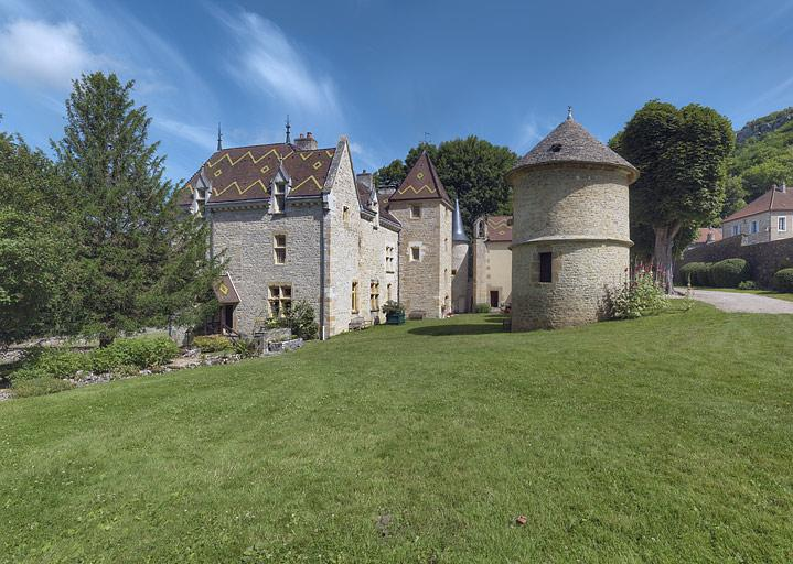 prieuré de Bénédictins