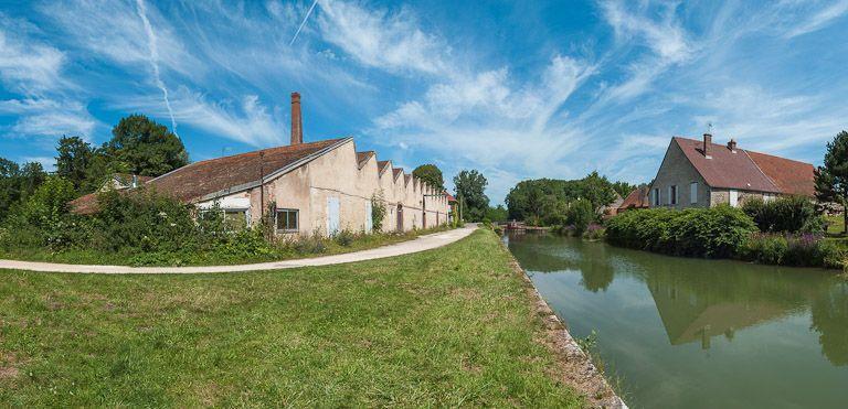 forge, dite forge d'Aisy (canal de Bourgogne)