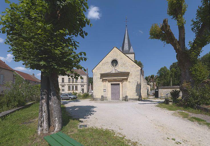 château ; ancienne demeure du président Grosbois (canal de Bourgogne) ; synthèse sur les paysages du canal de Bourgogne (canal de Bourgogne)