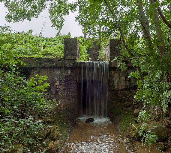 site de l'écluse 103 du versant Yonne, dite de Chailley (canal de Bourgogne)