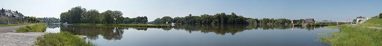 ville de Saint-Léger-des-Vignes (paysages du canal du Nivernais) ; synthèse sur les paysages du canal du Nivernais (canal du Nivernais)