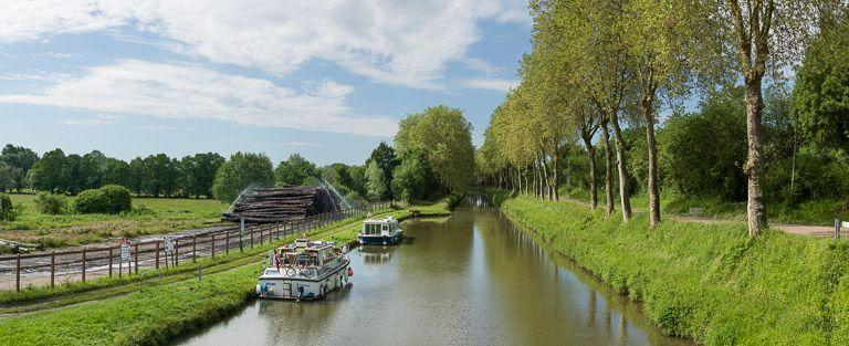 scierie (activités liées au canal du Nivernais)