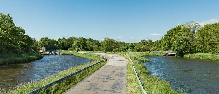 réservoir, étang de Parisenot (canal du Centre)