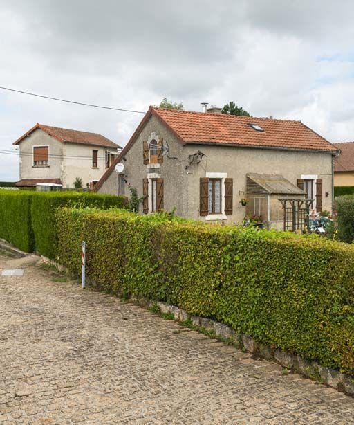 Maison de garde du réservoir de Chazilly (canal de Bourgogne)