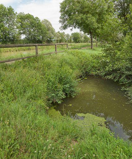 aqueduc de l'Echallier (canal du Nivernais)