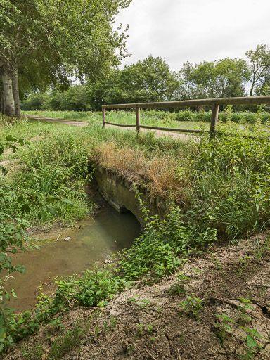 aqueduc de Chaumigny (canal du Nivernais)