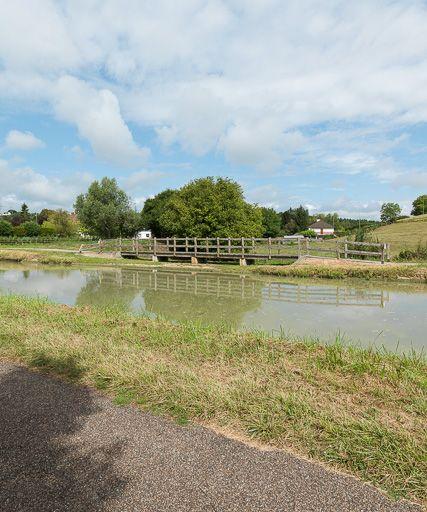 aqueduc du rio Gaillard (canal du Nivernais)