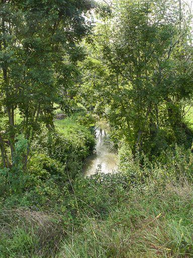 aqueduc du ruisseau de Champis (canal du Nivernais)