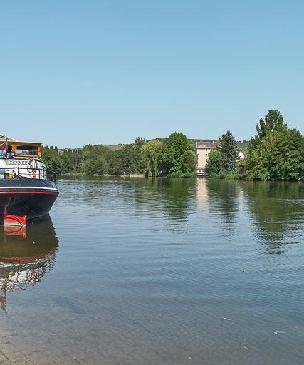 moulin de Vincelottes (activités liées au canal du Nivernais)