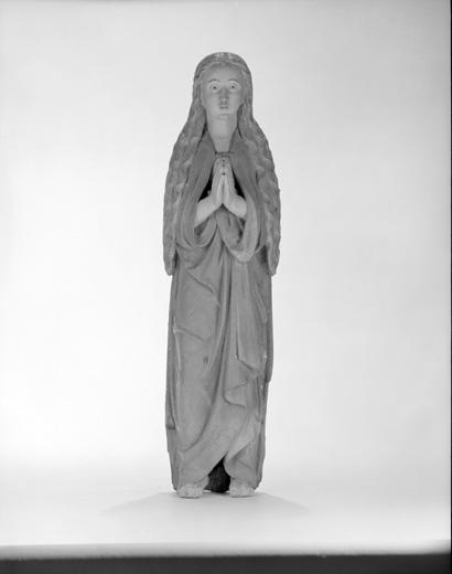 Statue : Sainte Madeleine en extase (?)