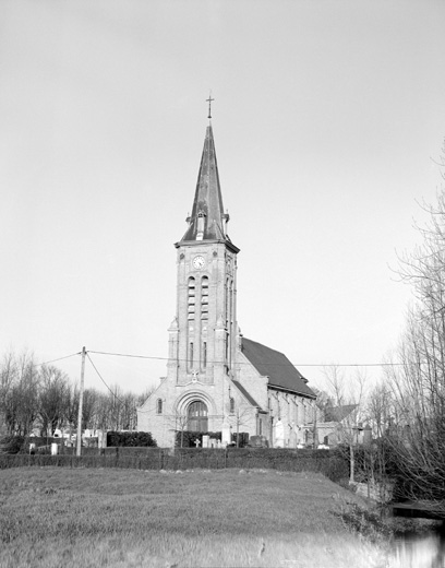 Eglise paroissiale Saint-Géry