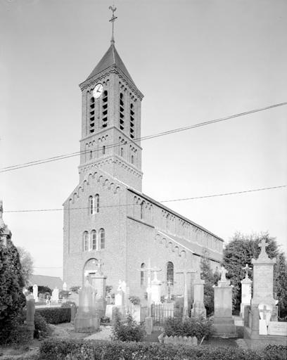 Eglise paroissiale Saint-Adrien