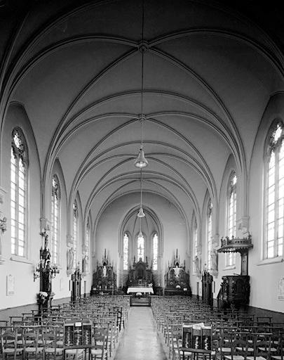 Eglise paroissiale Saint-Gérard