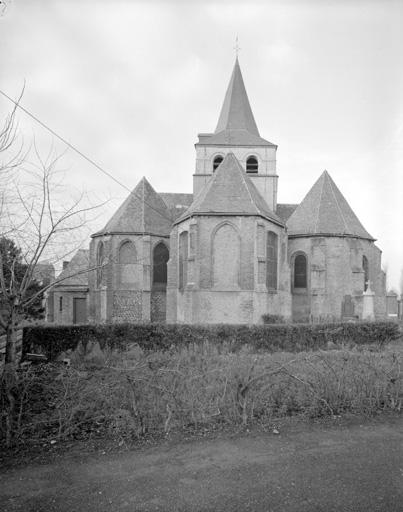 Eglise paroissiale Saint-Folquin