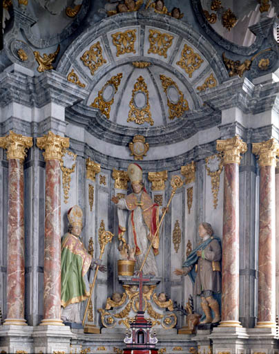 Retable de saint Nicolas