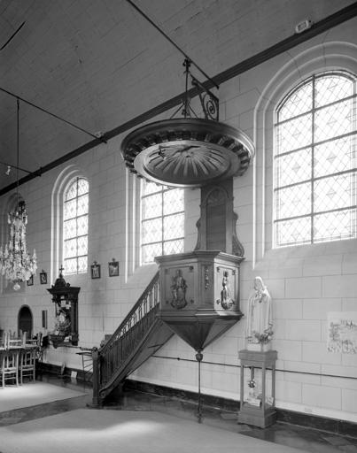 Le mobilier de l'église paroissiale Saint-Géry (liste supplémentaire)