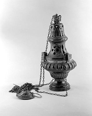 encensoir, style néo-gothique