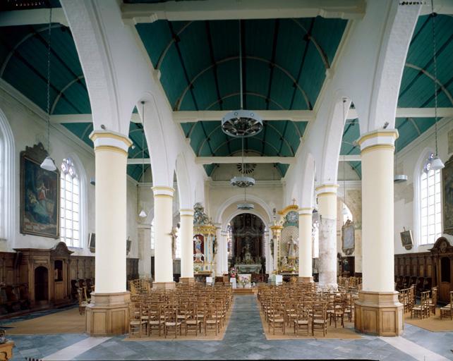 Eglise paroissiale Saint-Omer