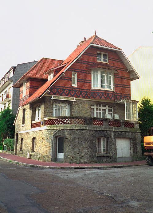 maison dite villa L'Ermitage
