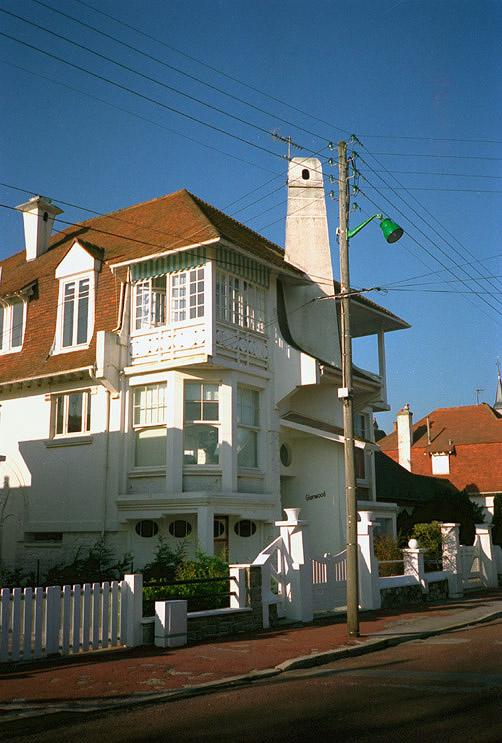 Maisons jumelées dites Villa Glenwood et Villa Karidja