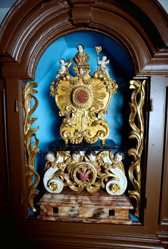 reliquaire de saint Gilles