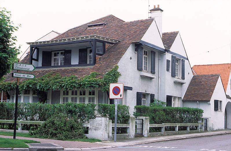 Maison dite Villa Les Mutins