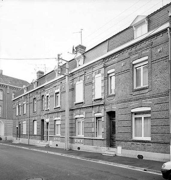 Lotissement concerté de la rue Faidherbe