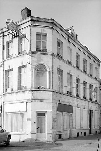 Immeuble à logements