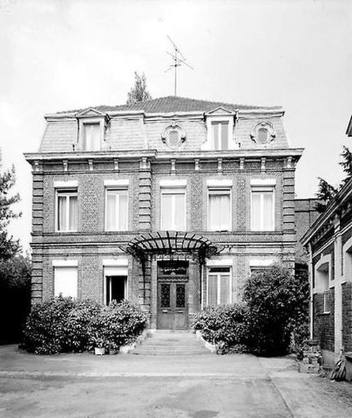 Maison patronale de la brasserie Pureur puis Wagnier (maison de brasseur)