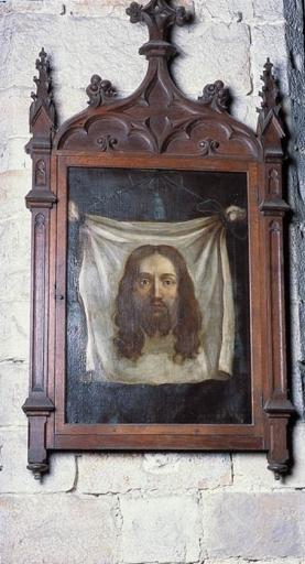 Tableau : la Sainte Face