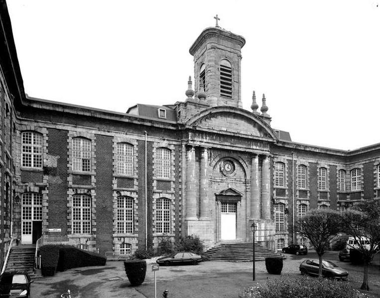 Hôpital général dit hôpital du Hainaut, puis hospice et hôpital militaire, actuellement maison de retraite dite du Hainaut