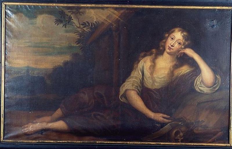 Tableau : Sainte Rosalie de Palerme