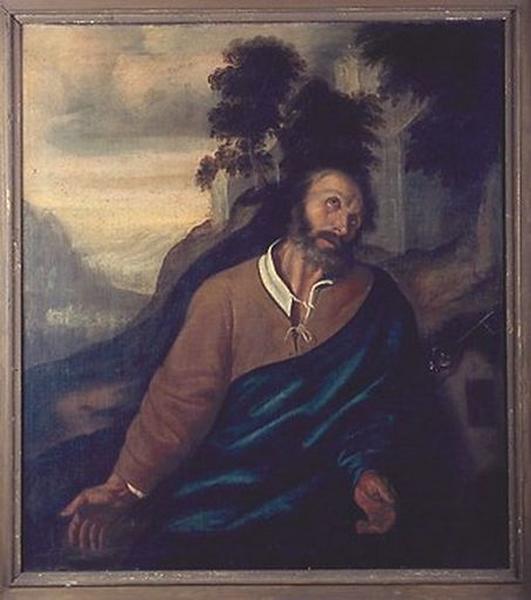Tableau : Repentir de saint Pierre