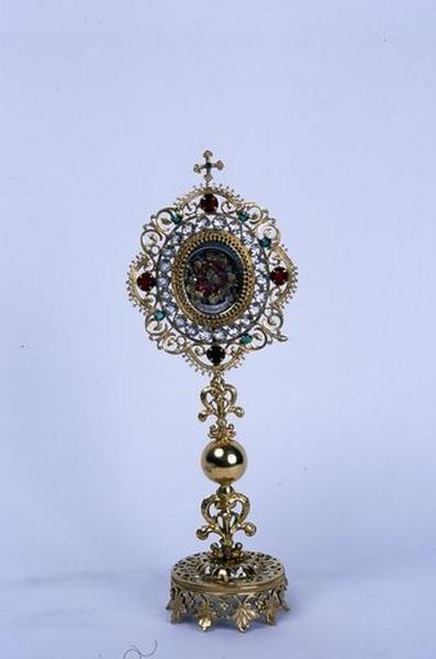 Reliquaire de saint Philibert