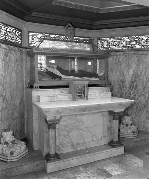 Chapelle de sainte Thérèse de Lisieux