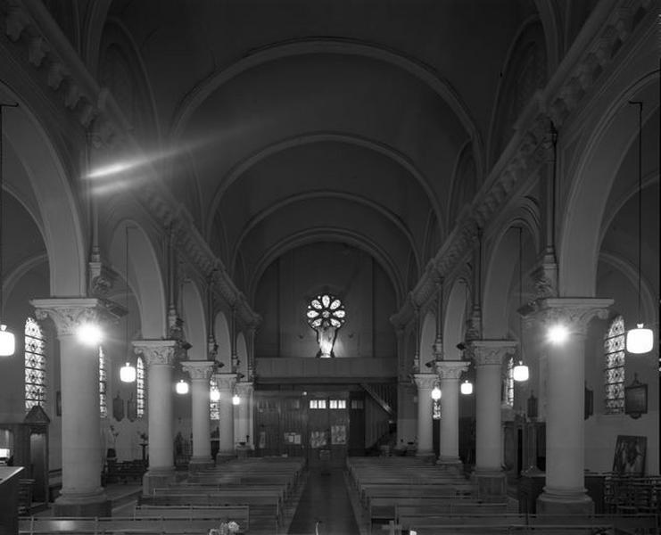 église paroissiale Saint-Philibert